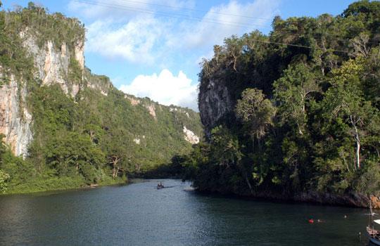 Baracoa - Yumuri River