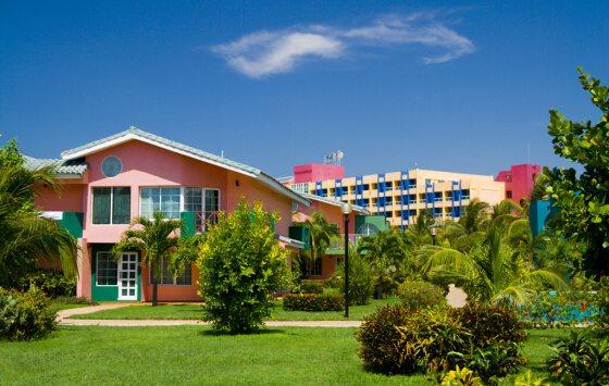 Hotels in cuba varadero beach barcelo solymar for 5 star cuban hotels