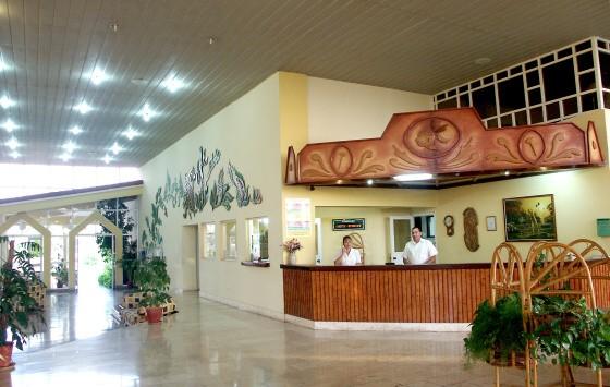 Canimao - Hotel Desk
