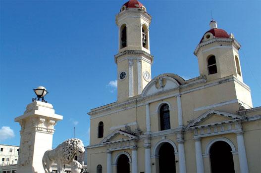 Cienfuegos - Cienfuegos Cathedral