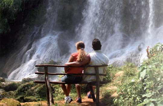 Cienfuegos - El Nicho Waterfall
