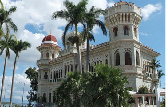 Cienfuegos - Valle Palace