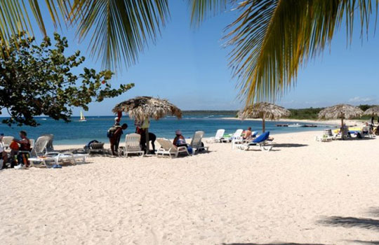 Cienfuegos - Rancho Luna Beach