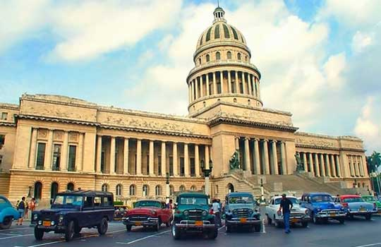 Havana City - The Capitol