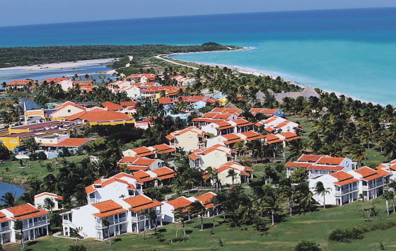 Sol Club Cayo Guillermo - View