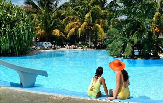 Tryp Cayo Coco - Swimming Pool