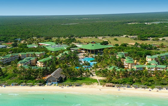 Tryp Cayo Coco - View