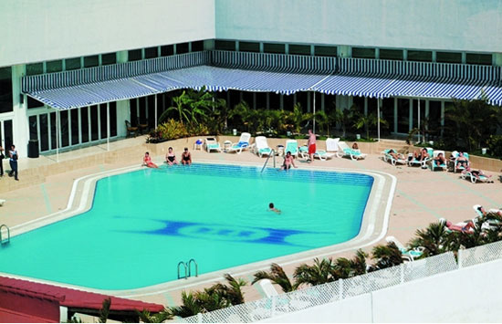 Tryp Habana Libre - Swimming Pool