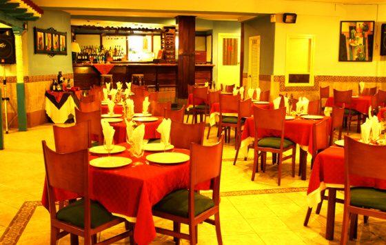 Vedado - Restaurant