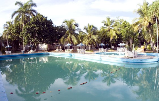 Villa El Bosque - Swimming Pool