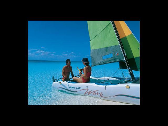 Cayo Largo - nautical sports in cayo largo