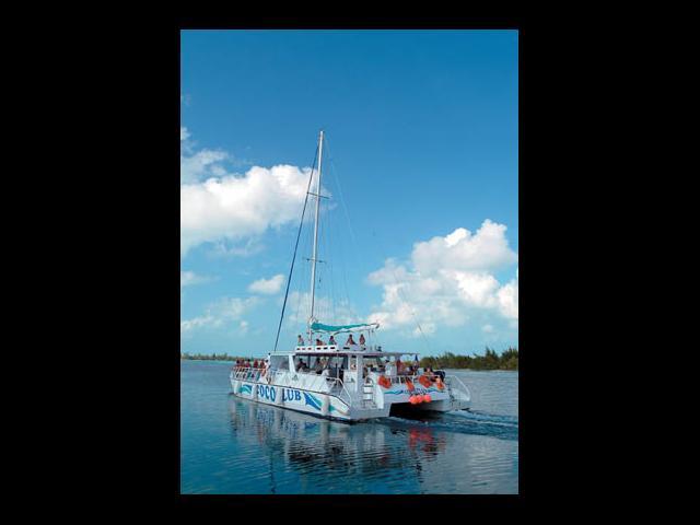Cayo Largo - nautical excursions in cayo largo