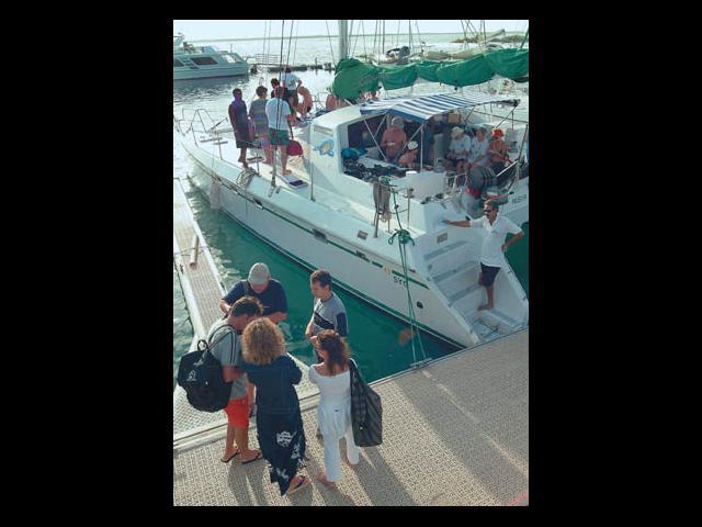 Cayo Largo - cayo largo marina
