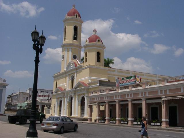 Cienfuegos - catedral