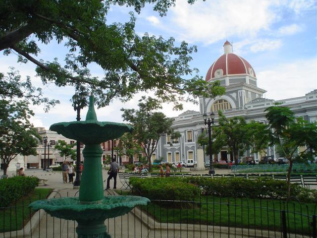 Cienfuegos - Parque Marti de Cienfuegos