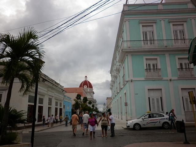 Cienfuegos - Boulevard y Hotel Unión