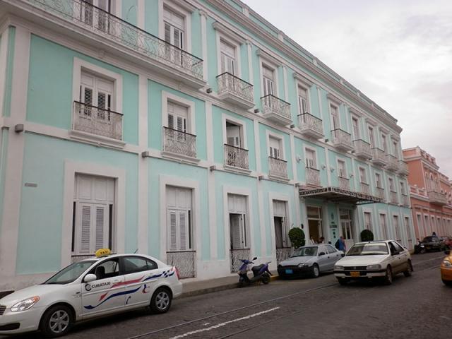 Cienfuegos - Hotel Unión