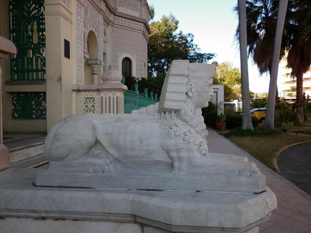 Cienfuegos - Palacio Valle