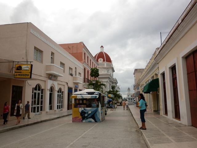 Cienfuegos - Boulevard