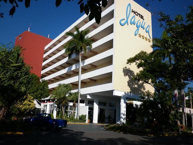 Cienfuegos - El Hotel Jagua