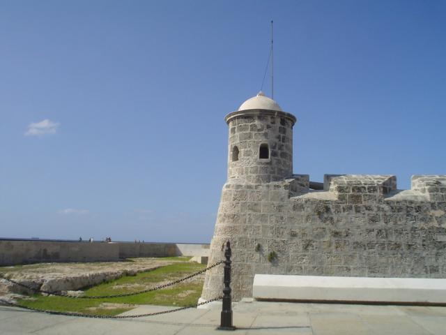 Havana City - Castillo de la Punta
