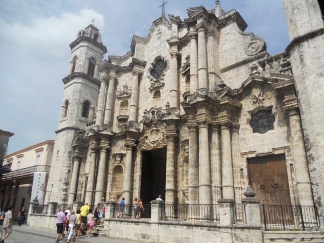 Havana City - Catedral de la Habana