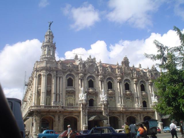 Havana City - Teatro Garcia Lorca
