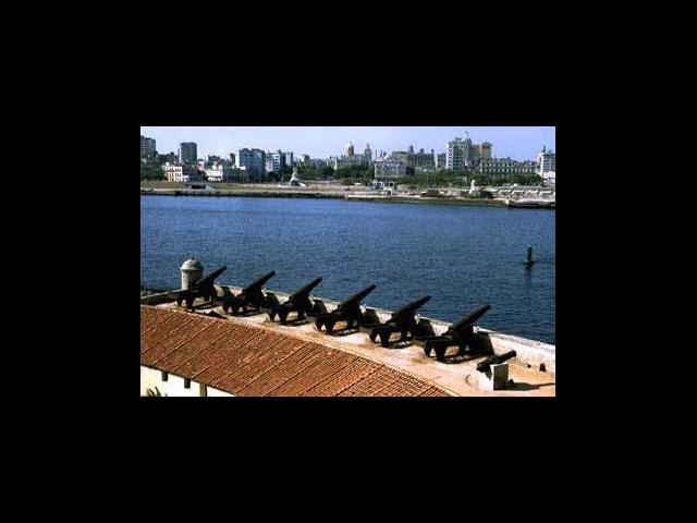 Havana City - Batería 12 apóstoles