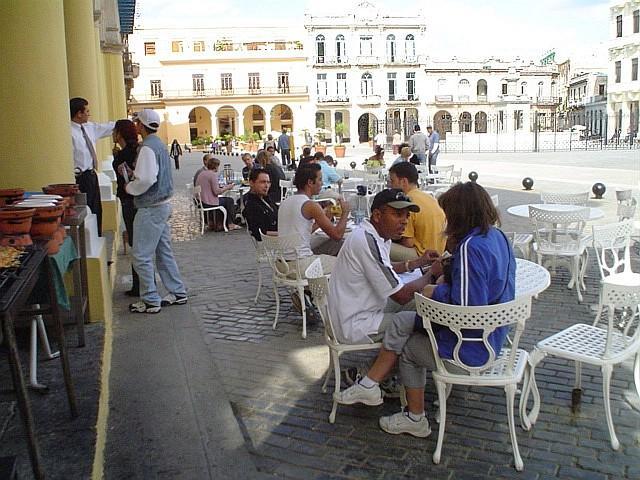 Havana City - Cervecera Plaza Vieja
