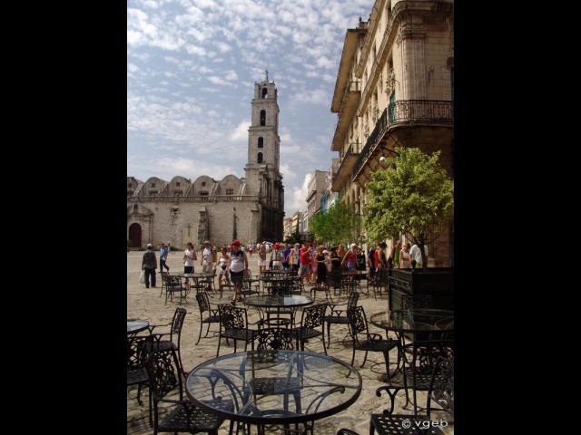 Havana City - Basilica menor de San Fransisco de Asis