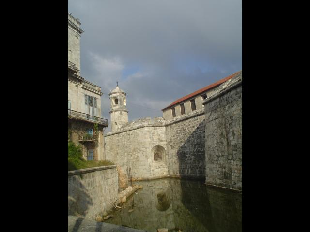 Havana City - Castillo de la Fuerza