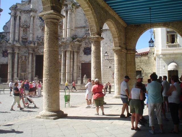 Havana City - Plaza de la Catedral