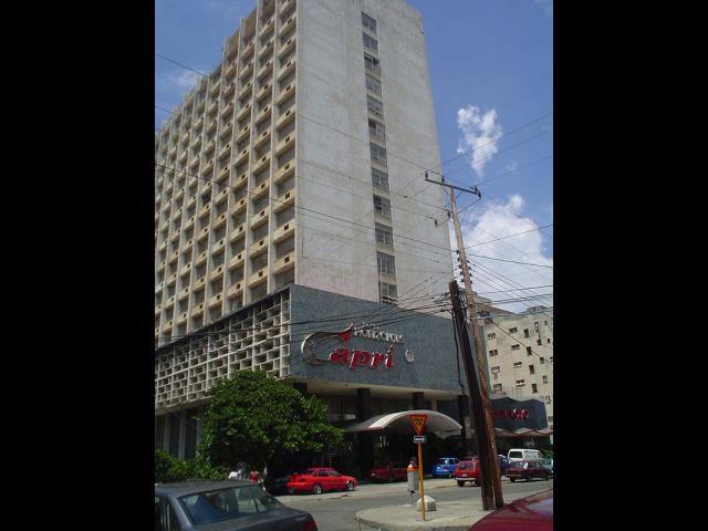 Havana City - Hotel Capri