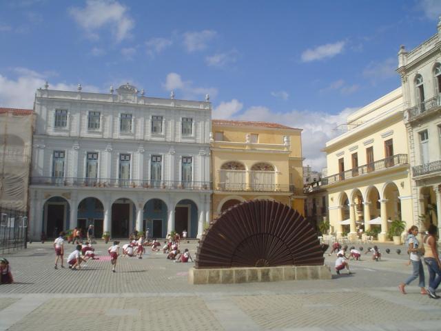 Havana City - Plaza Vieja