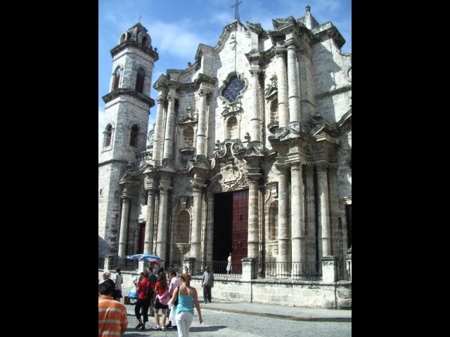 Havana City - Catedral
