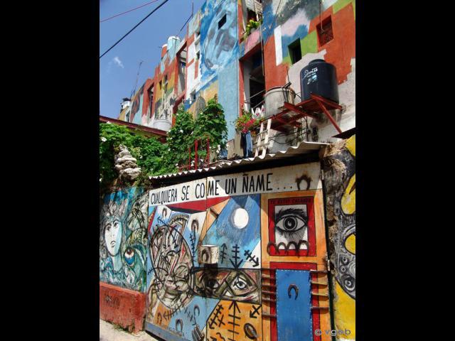 Havana City - Callejon de Hamel