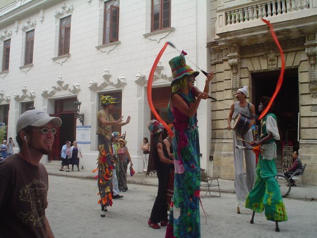 Havana City - zanqueros
