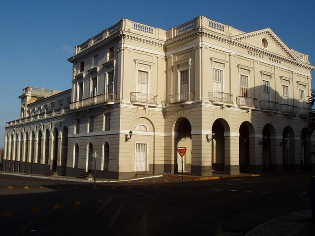 Matanzas - Teatro Sauto