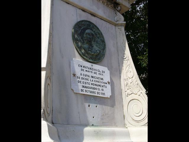 Matanzas - Monumento