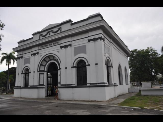 Santiago de Cuba - Cementerio Santa Ifigenia