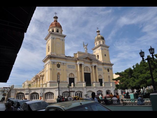 Santiago de Cuba - Iglesia de la Caridad del Cobre