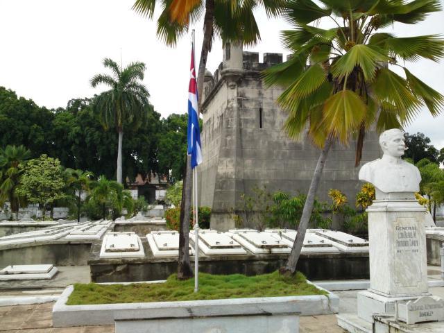 Santiago de Cuba - Cementerio