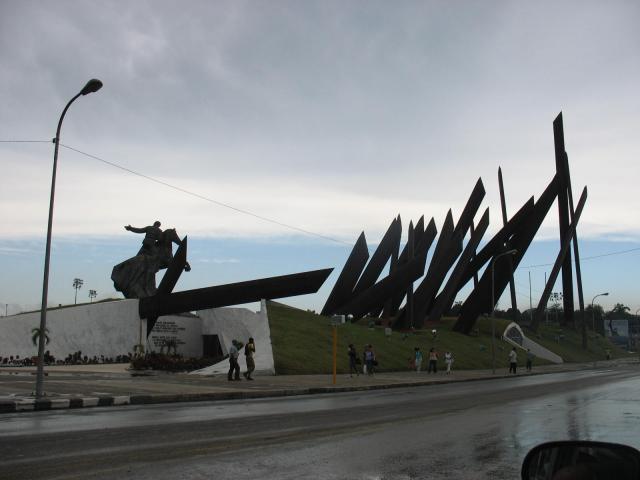Santiago de Cuba - Plaza Antonio Maceo