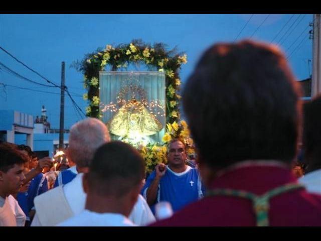 Santiago de Cuba - Dia de la Caridad
