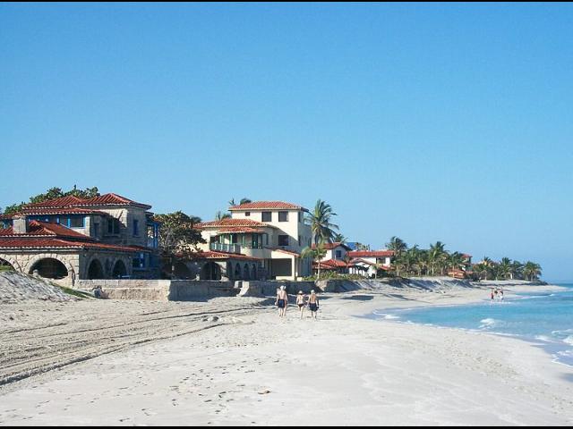 Varadero Beach - Casa de Al Capone