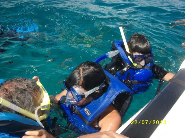 Varadero Beach - snorkeling varadero