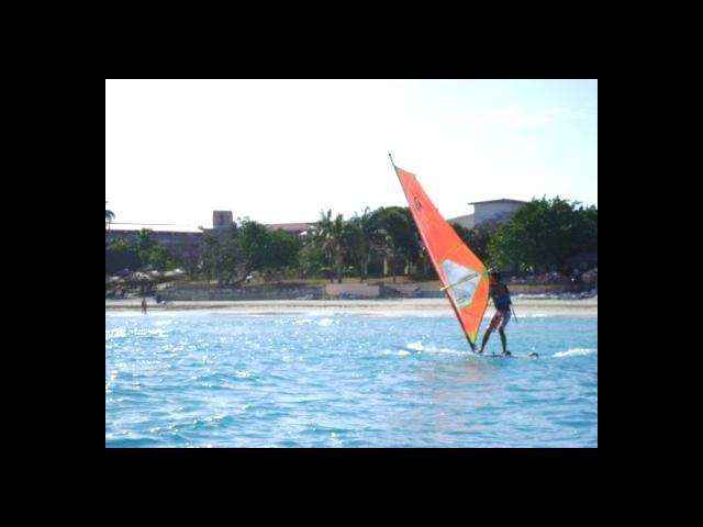 Varadero Beach - windsurfing in varadero