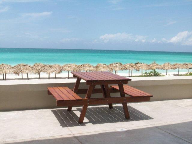 Villa Clara - Hotel Eurostar  Cayo Santa maria beach terrace